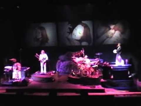 The Musical Box - Hairless Heart/Counting out Time (Genesis tb live)