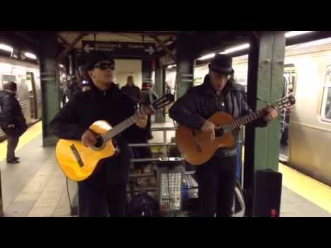 Subway Latino style