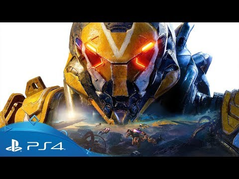 Anthem | Kinematografski napovednik E3 2018 | PS4