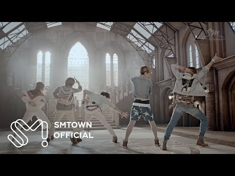 SHINee 샤이니 'Sherlock•셜록 (Clue + Note)' MV Dance Ver.