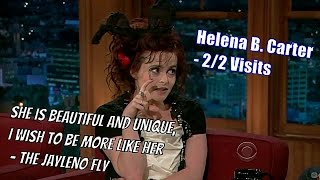 Helena Bonham Carter - She Put The Idea For Geoff In Craig's Mind - 2/2 Visits In Chron. Order