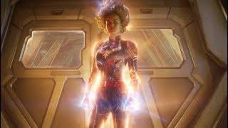 Captain Marvel Fight Scene Captain Marvel vs Kree People in 1080p