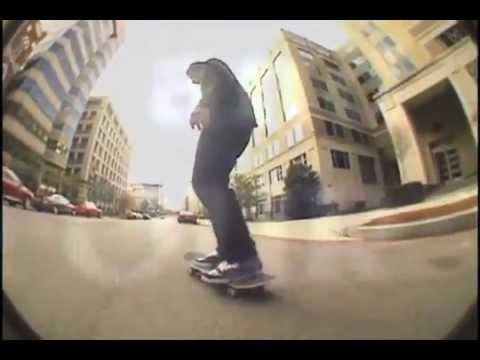 Video ALIEN WORKSHOP Skateboard deck FRANKIE SPEARS SACRED GEOMETRY Black Gray