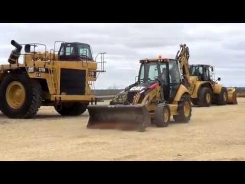 2011 Cat 420E IT, Tractor Backhoe, A01988