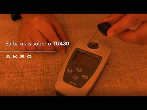 Saiba mais sobre o TU430 - Turbidímetro Digital