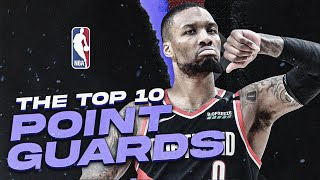 Ranking the Top 10 Point Guards in the NBA