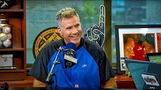 Actor Will Ferrell Joins The Dan Patrick Show In-Studio | Full Interview | 11/7/17