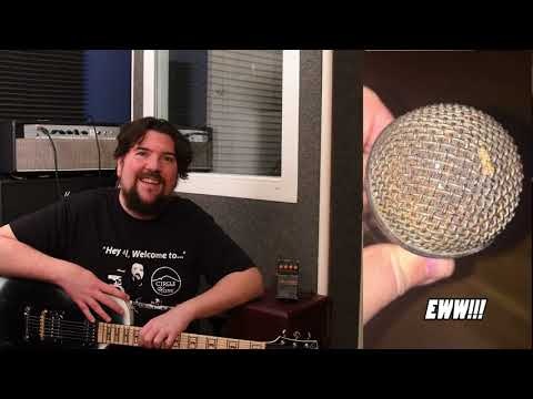 ENTOMBED:  The TONE SECRET you did NOT know about their guitars!