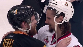 T&S: The class of Erik Karlsson on full display during handshake line