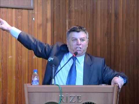 MUSTAFA TÜRKEL ÇAYKUR HAKKINDA KONUŞMASI / 2008 – 1. BÖLÜM