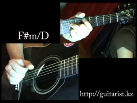 5'nizza - Нева (Уроки игры на гитаре Guitarist.kz)