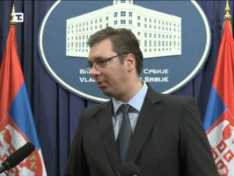 Vučić o Miškovićevim pretnjama
