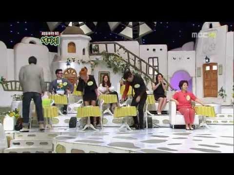 Koyote 코요테 -Good Good Time- &  SHUFFLE DANCE Kim Jong Min & Ko Young Wook