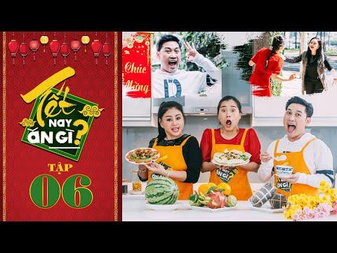 Tết Nay Ăn Gì - Tập 6: Lê Giang, Don Nguyễn chia sẻ những nỗi buồn của người ăn tết xa quê