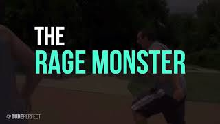 Every Rage Monster stereotypes (dude perfect)