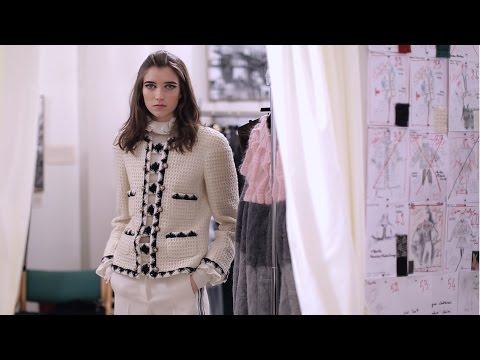 Behind the Scenes Film - Métiers d'Art 2014/15 Paris-Salzburg CHANEL Show