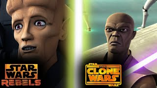 Cham Syndulla Remembers Mace Windu and the Battle of Ryloth | Star Wars: The Clone Wars and Rebels
