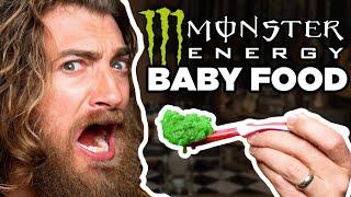 Tasting Weird Baby Food