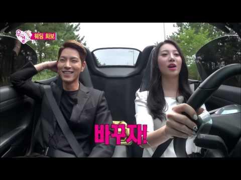 We Got Married, Jong-hyun, Yoo-ra (17) #02, 홍종현-유라 (17) 20141004