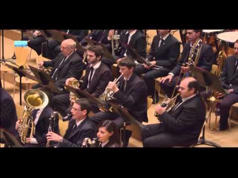 UNIÓN MUSICAL DE XERACO, 'Vesuvius', de Frank Ticheli
