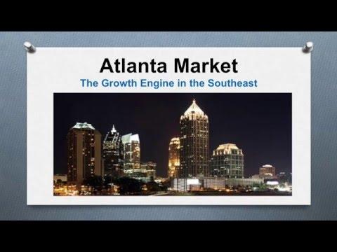 Metro Atlanta 2016 - The Economic Engine of the Southeast
