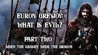 A Song of Ice and Fire Theories: Euron Apotheosis   When The Kraken Weds the Dragon