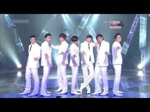 U-Kiss -shut up live(comeback on MB)