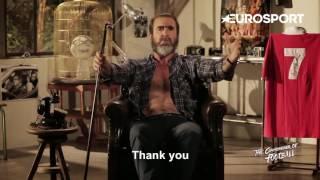 Exclusive -  Eric Cantona's message to Zlatan Ibrahimovic