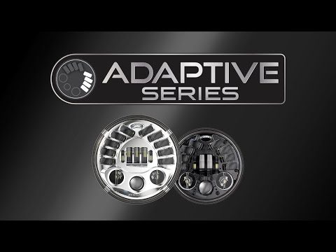 The Technology behind the Adaptive Series LED Motorcycle Headlight