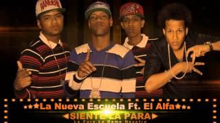Siente la Para (feat. El Alfa)