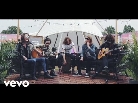 Blossoms - Getaway (Absolute Radio Live Acoustic Session At Isle Of Wight Festival 2016)