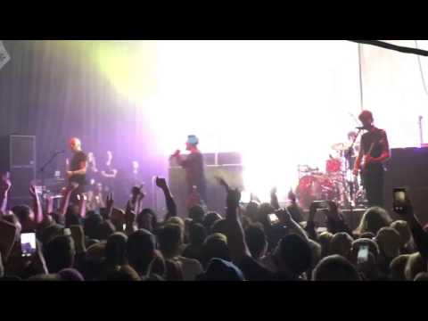 AFI - Paper Airplanes (Makeshift Wings) First Time Live (Union Transfer) 2/6/17