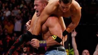 Raw: John Cena vs. The Miz - Team Raw Captain WWE Bragging Qualifying