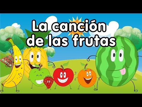 Cancion de las frutas - DOREMILA