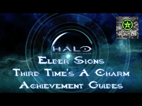 Baixar Elder Signs & Third Times A Charm Guide - Halo: MC Collection