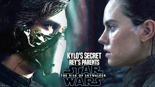 Kylo's Horrible Secret Of Rey's Parents! The Rise Of Skywalker (Star Wars Episode 9)