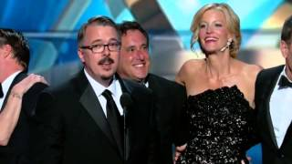 Breaking Bad wins Best Drama Series at the 2013 Primetime Emmy Awards!