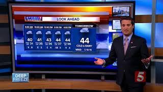Henry's Evening Forecast: Sunday, January 7, 2018