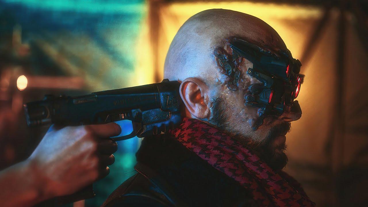 Cyberpunk 2077 Gameplay Walkthrough 50 Minutes Demo