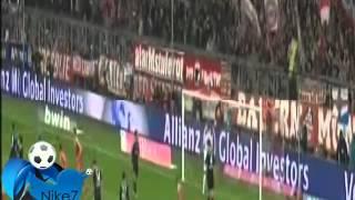 الدوري الالماني - اهداف مباراة بايرن ميونخ 2 × 1 باير ليفركوزن
