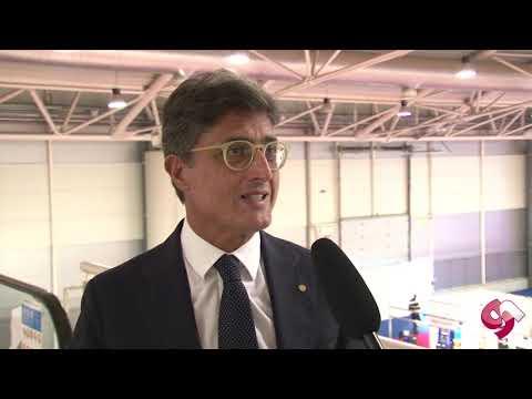 Raffaele Curcio inaugura l'edizione 2018 di Enada Roma