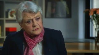 Angela Lansbury on THE MANCHURIA HD