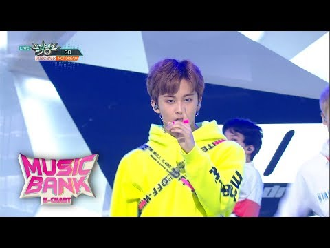 NCT Dream - GO [Music Bank Ep 920]
