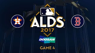 10/9/17: Bregman, Reddick help rally Astros in the 8th of ALDS Game 4 to advance to ALCS