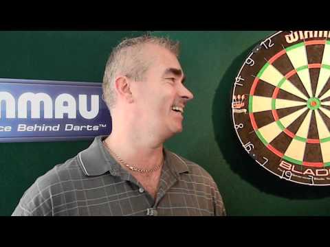 Darts Practice -- Steve Beaton talks you through his practice routines