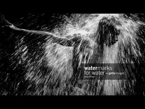 Getty Images Transforms Iconic Watermark Into Support for Global Water Issues on World Water Day