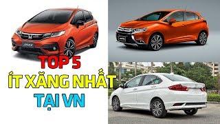 Hiện nay ô tô nào giá rẻ ăn ít xăng nhất tại Việt Nam #txh