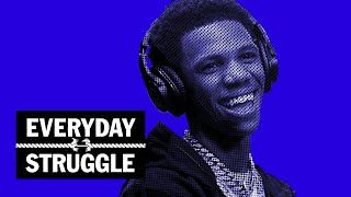 A Boogie Wit Da Hoodie Talks No. 1 Album 'Hoodie SZN,' Max B Influence & More | Everyday Struggle