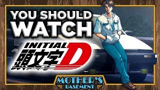 Initial D - 21 Years Later, Still A Must-Watch Anime