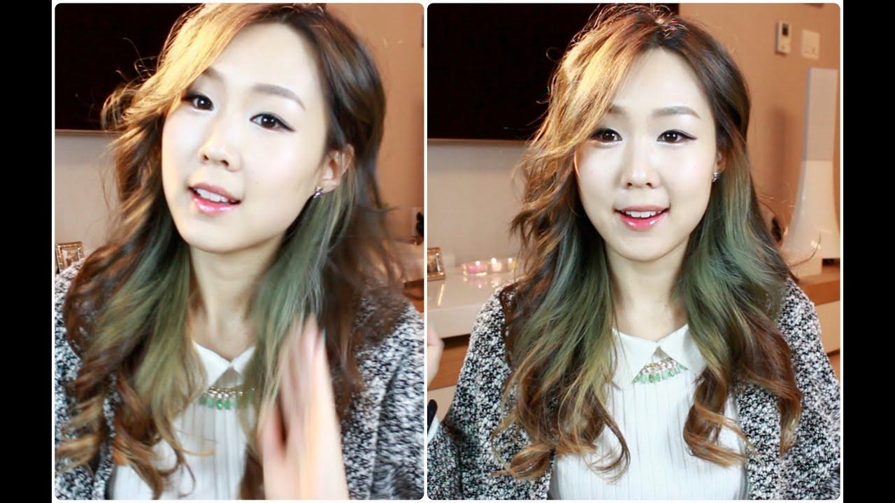 NEW KOREAN HAIR STYLE ♥ 새로운 헤어 스타일